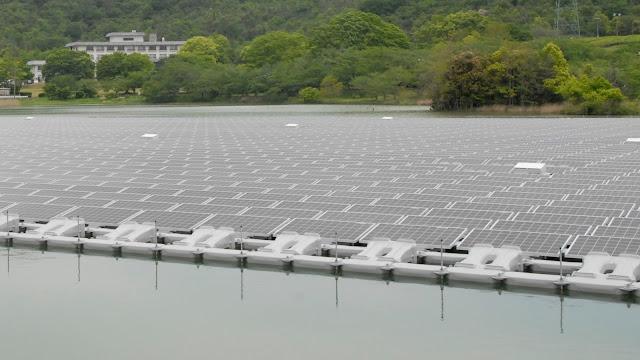 Năng lượng mặt trời và tham vọng trở thành cường quốc của người Nhật