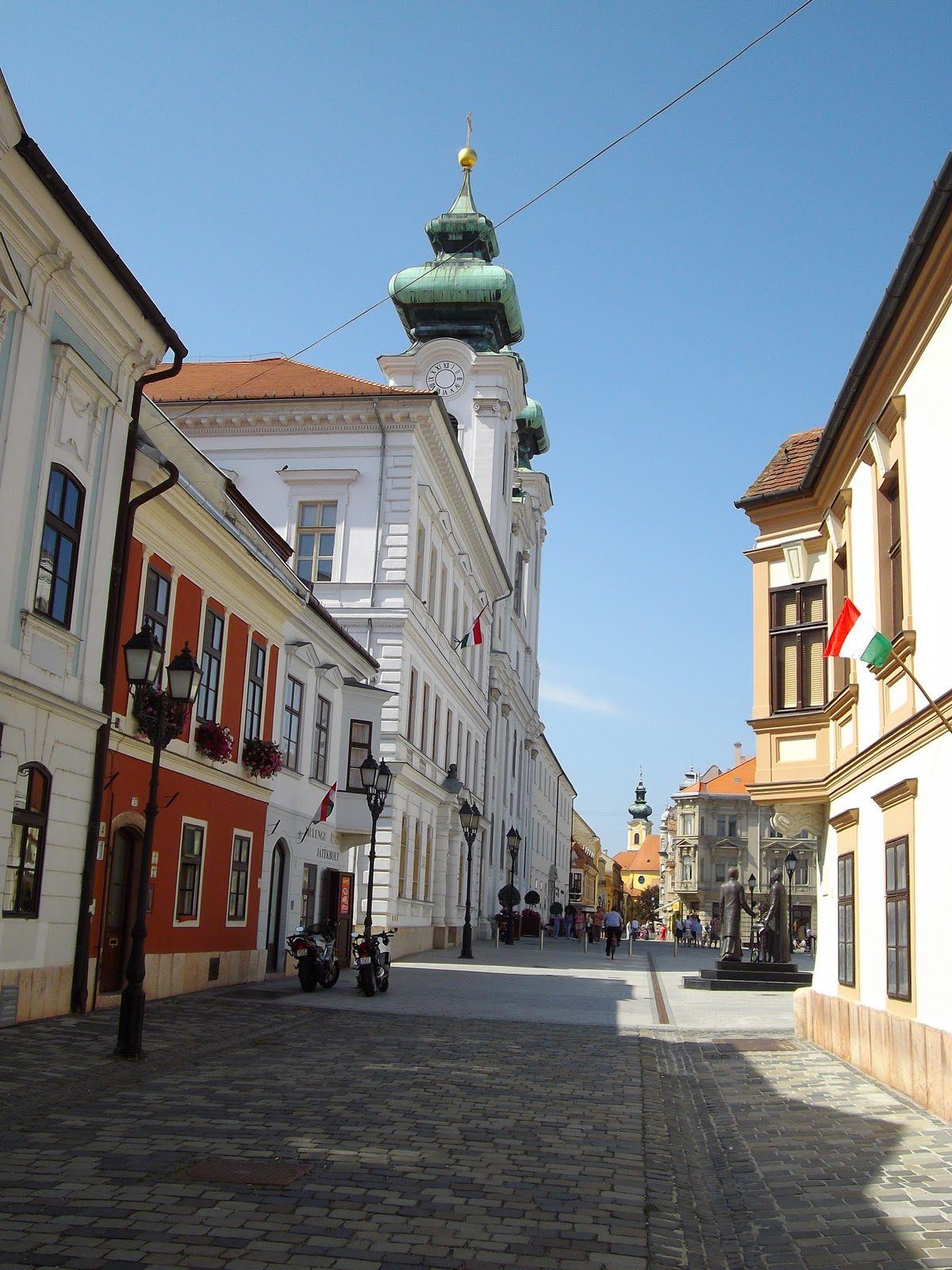 Gyor Hungary  city pictures gallery : Trip to Gyor, Hungary part 1 | Life in Luxembourg