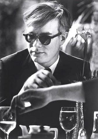 """""""I Met Andy Warhol """""""