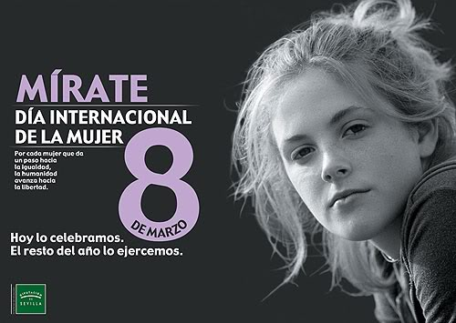 Mujer El 8 De Marzo Se Conoce  O El Dia Internacional De La Mujer