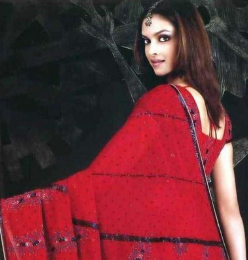 deepika padukone exclusive saree collection, Photos of Deepika Padukone in ...