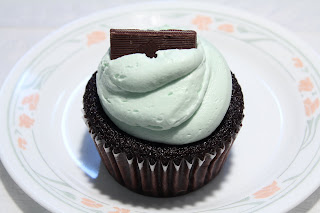 Product Shot: Mint on Chocolate