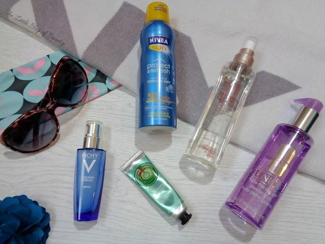Desert island beauty - Skincare