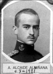 Capitán Antonio Alcaine Albiñana