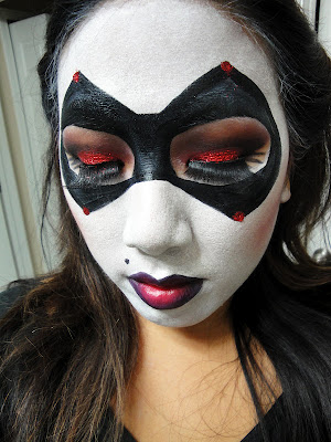 Harley Quinn Make Up Tutorials