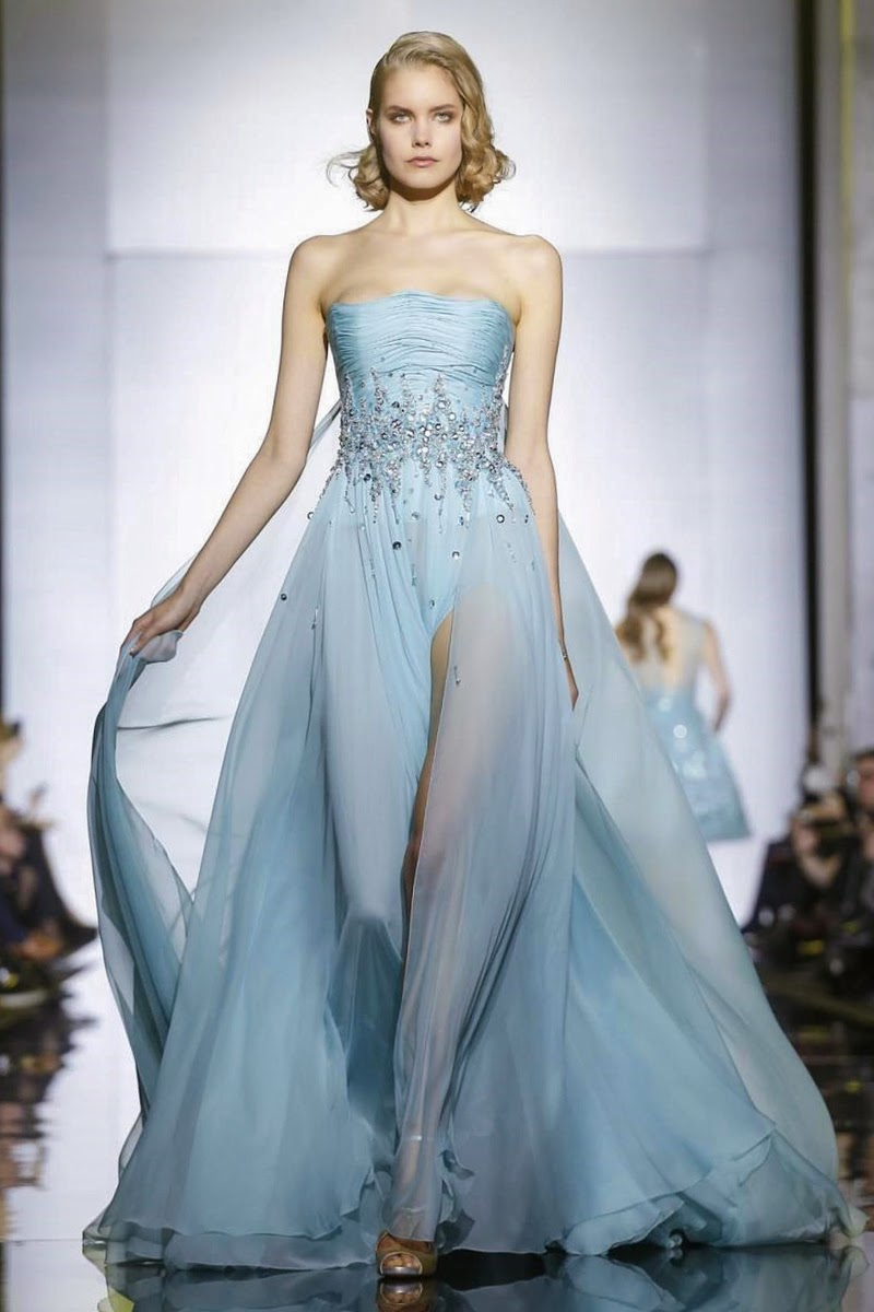 Zuhair Murad Spring Summer 2015 - Paris Haute Couture & Details