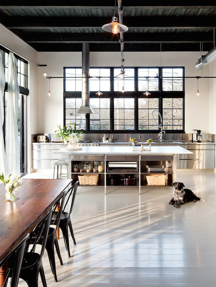 industrial loft in portland
