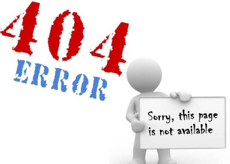 Hướng dẫn khắc phục lỗi 404 trong blogspot