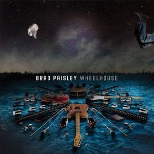"""BRAD PAISLEY.-""""Wheelhouse"""""""