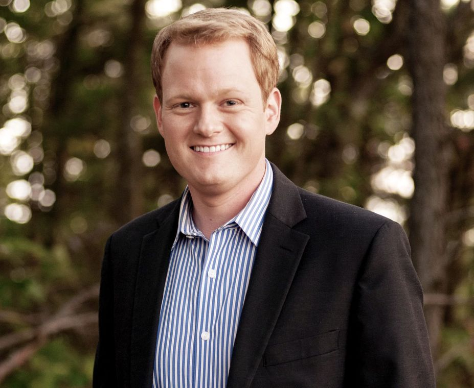 Chris Hurst, candidate for House of Delegates, 12th District