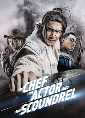 The Chef The Actor The Scoundrel (2013) Subtitle Indonesia