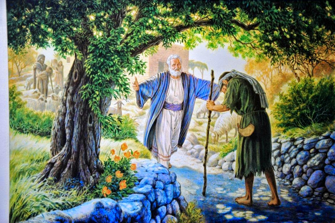 love defined the parable of the good samaritan part 1 of the