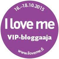I Love Me VIP-bloggaaja 2015