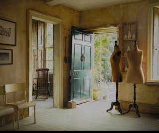 Mujeres Bodegones e Interiores en Pintura Realista
