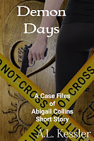 Out Now! The first Caes File of Abigail Collins