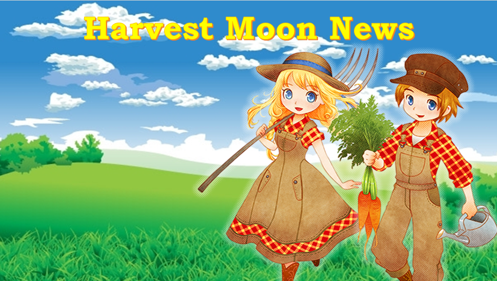 Harvest Moon Ville 3.0 - O seu Blog sobre Harvest Moon!