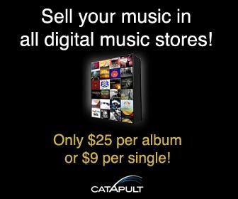 Catapult Edar Muzik Seluruh Dunia