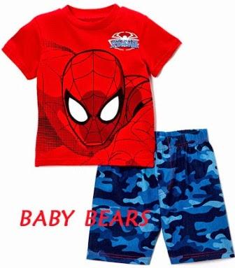 RM25 - Set 2pc Spiderman