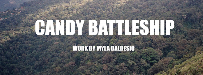 Candy Battleship - Myla DalBesio