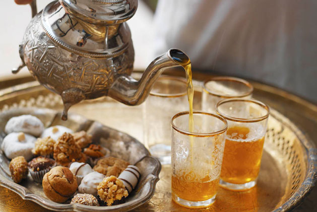 Country that Drinks the Second Most Tea - Morocco