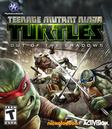 Teenage Mutant Ninja Turtles (TMNT): Out of the Shadows REPACK