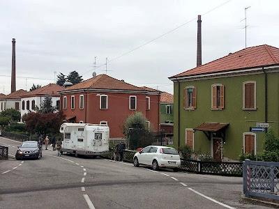 villaggio operaio Crespi Adda