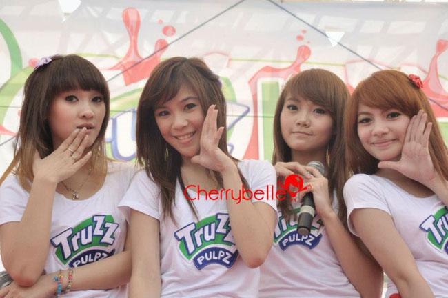 Foto Cherry Belle Terbaru 2013 | newhairstylesformen2014.com