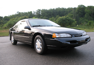 Ford Thunderbird 1995