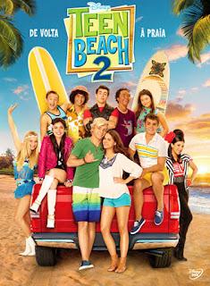 Teen Beach 2 - DVDRip Dual Áudio
