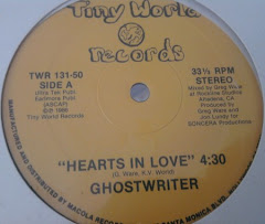 Ghostwriter  - Hearts In Love 1986