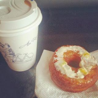 cronut, croissant donut, paris baguette, cronut knockoff