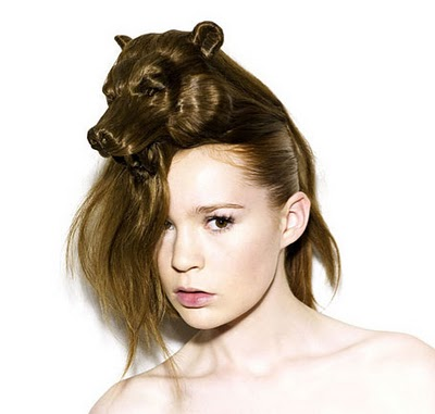 amazing art hair