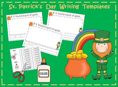 http://www.teacherspayteachers.com/Product/St-Patricks-Day-Writing-3-templates-included-580005