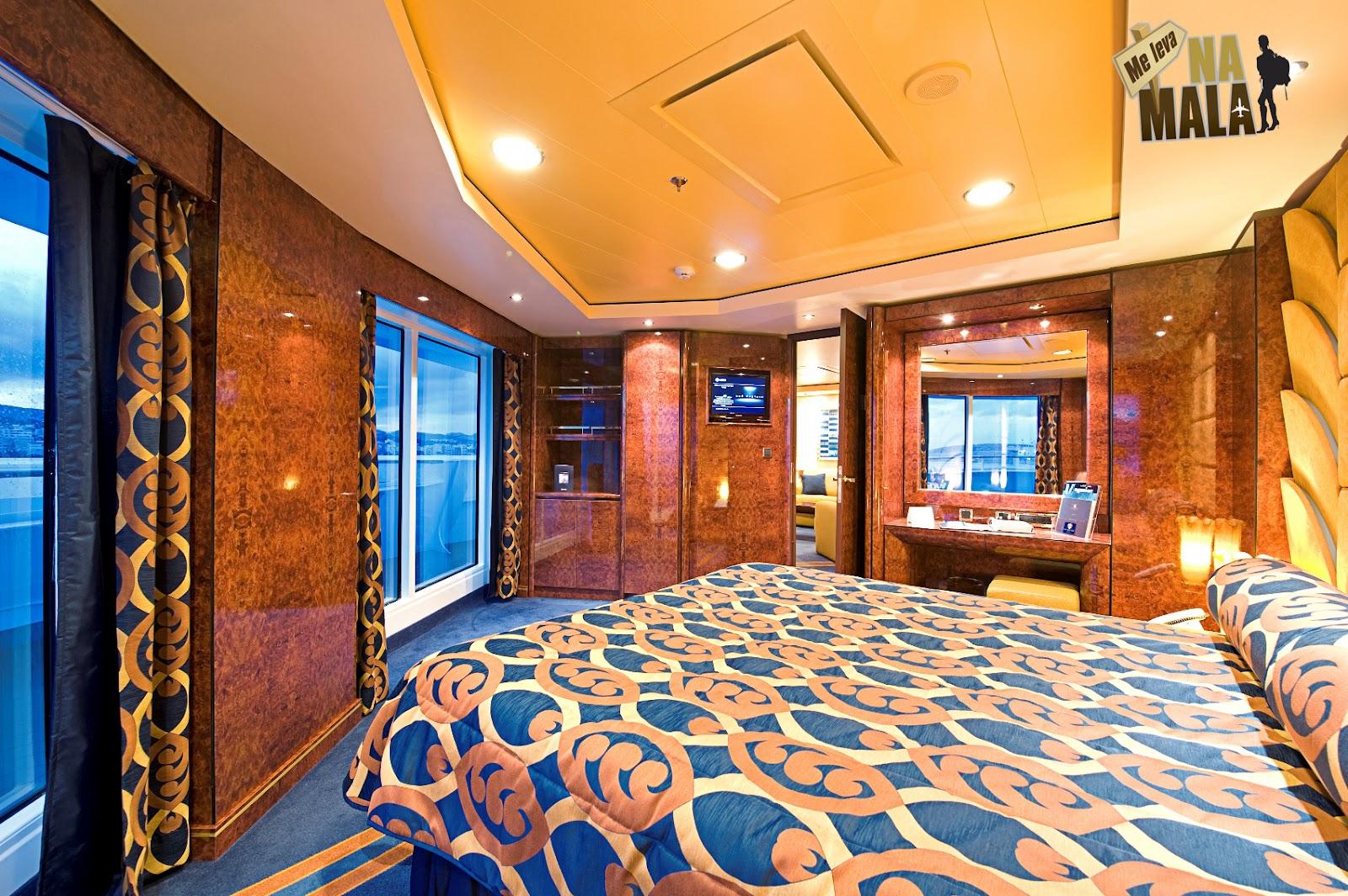 MSC Fantasia traz maior oferta de cabines com varanda na temporada  #C97602 1600x1065 Banheiro Com Banheira Metragem