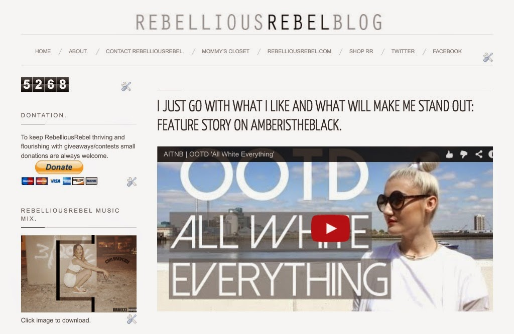 RebelliousRebel Blog