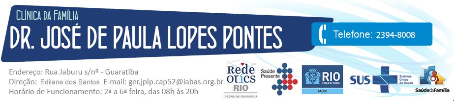CF Dr. José de Paula Lopes Pontes