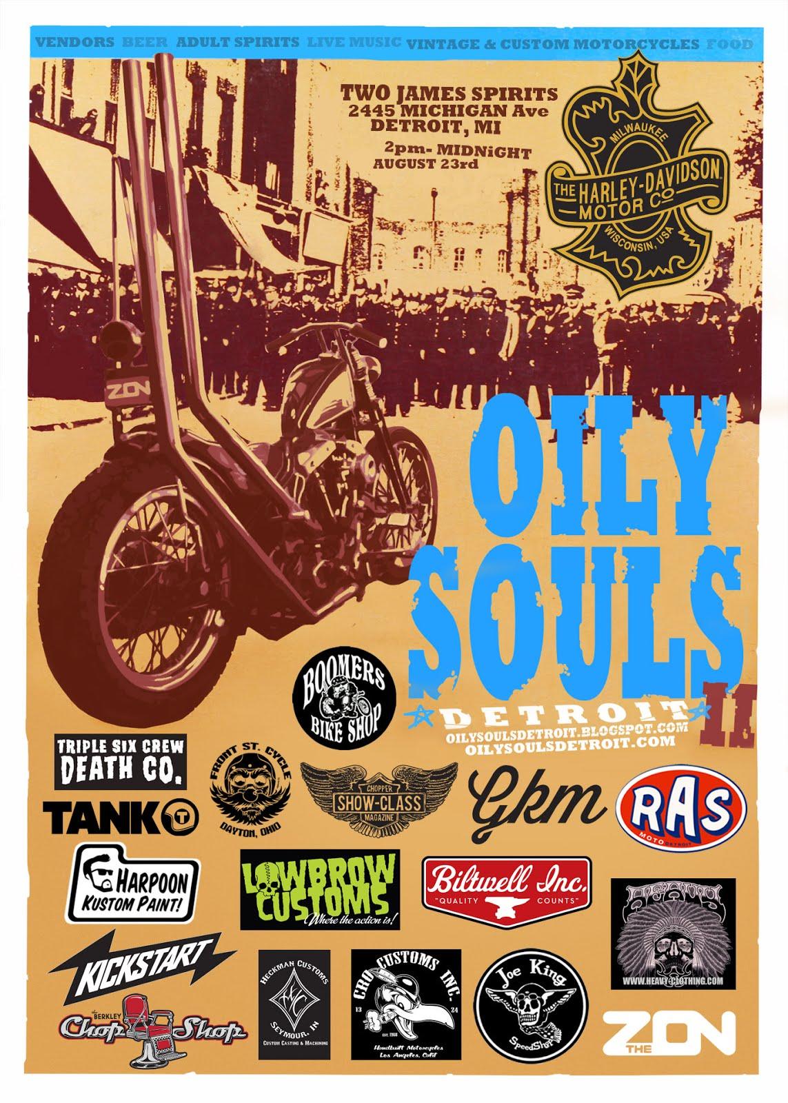 Oily Souls 2