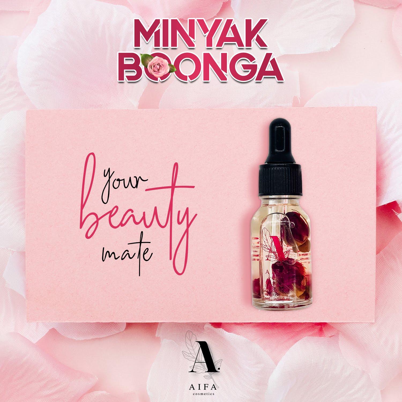 Minyak Boonga