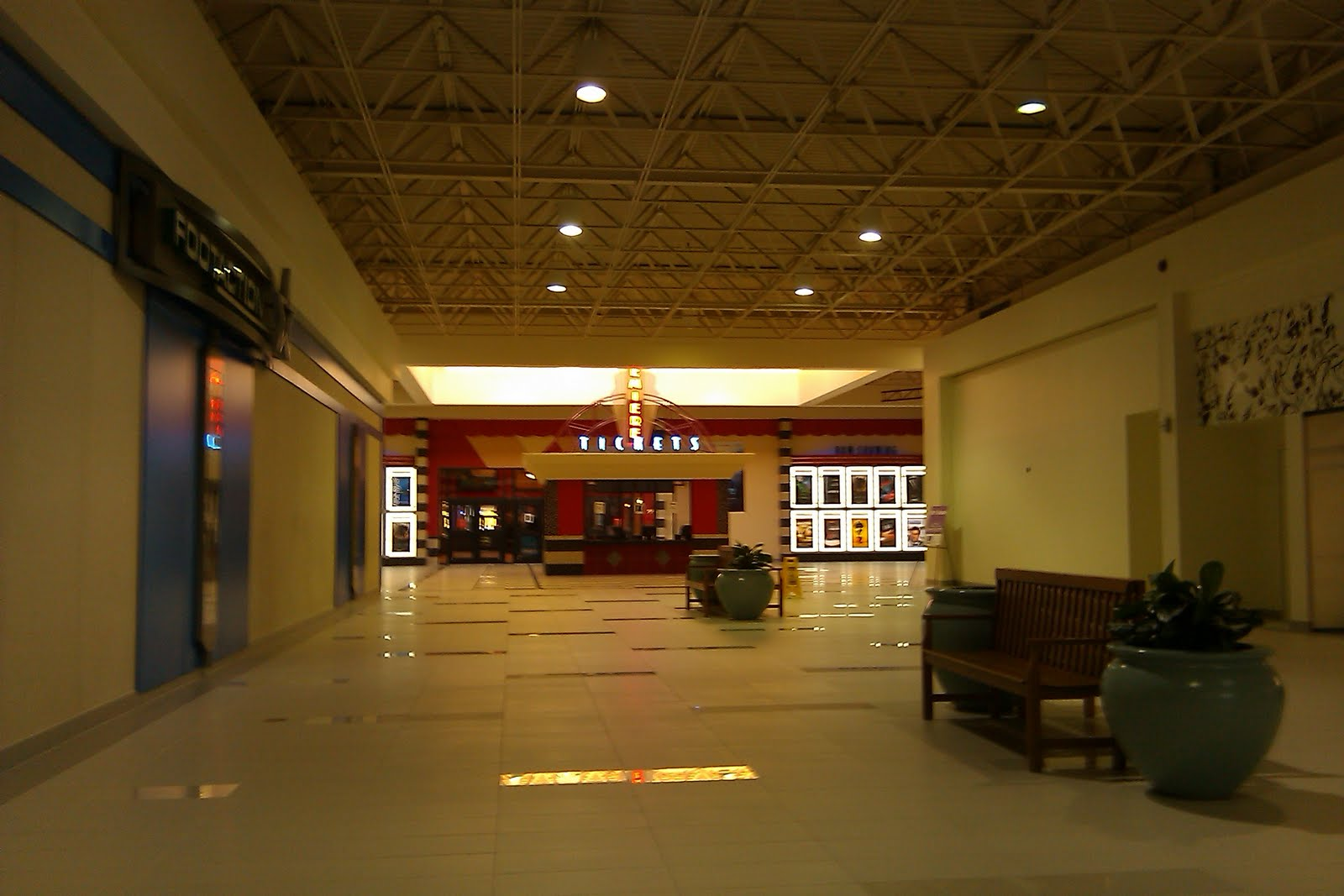 Louisiana and Texas Southern Malls and Retail: Greenspoint Mall ...