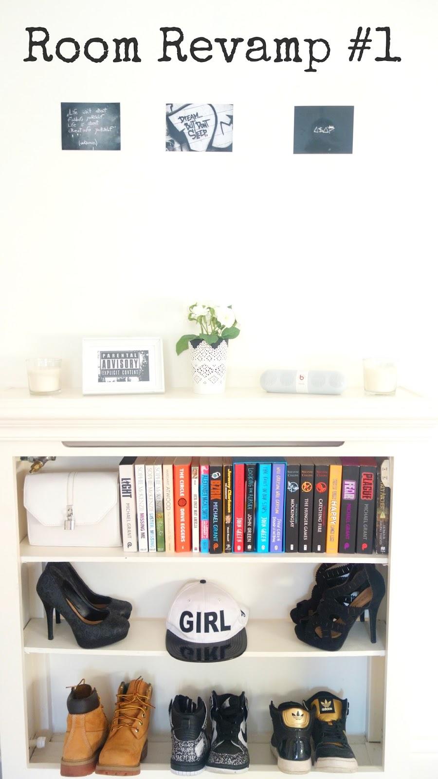 bookshelf storage