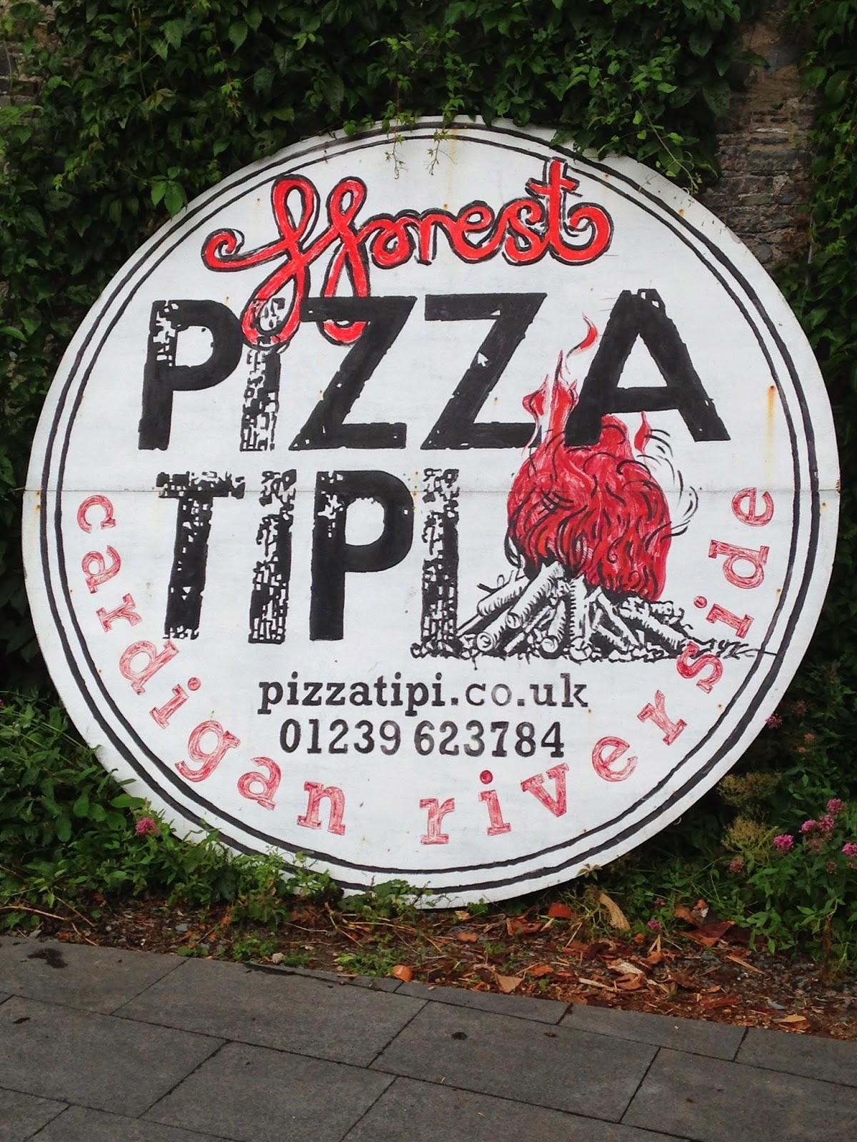 Cardigan Pizza Tipi