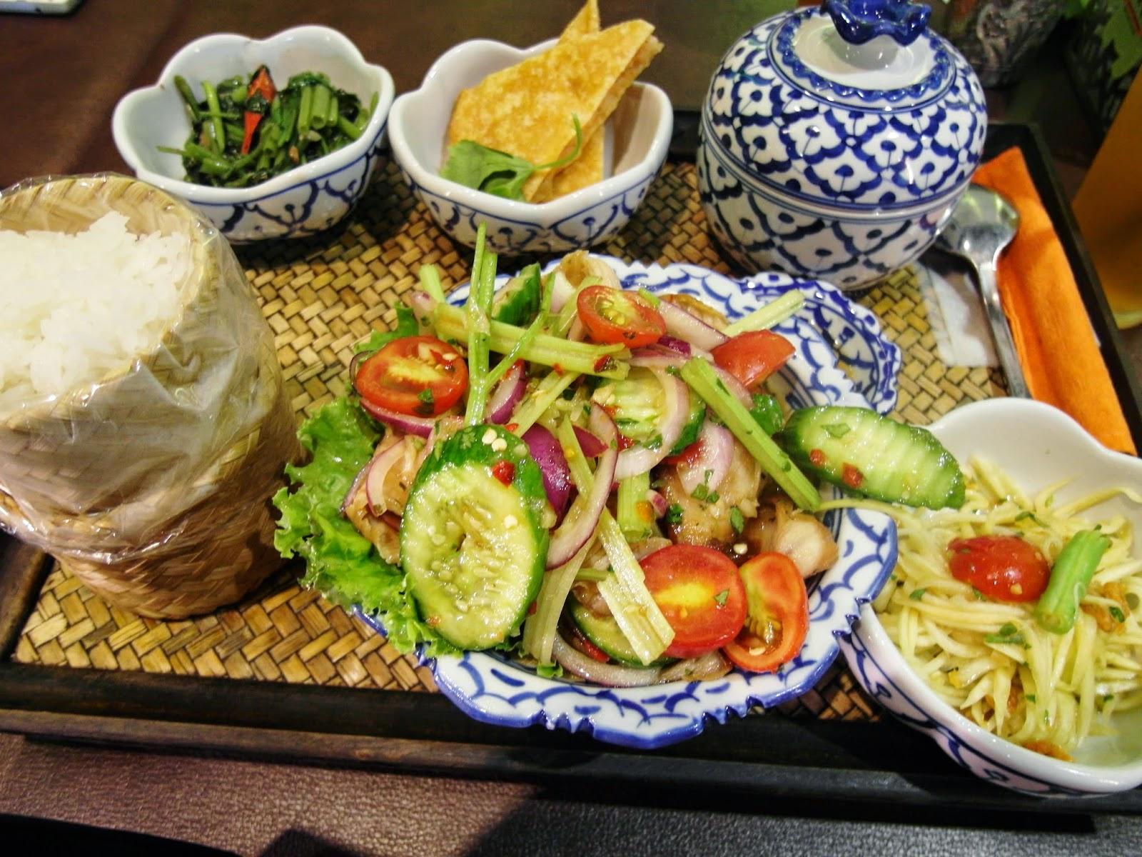 那位大小姐的生活瑣碎.com: 深根高雄享味曼谷泰國料理