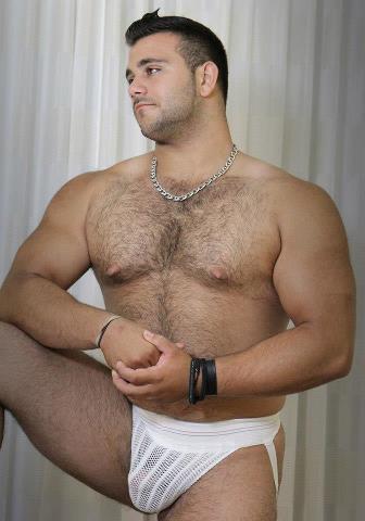 Ursos Musculosos E Sarados Macho De Verdade