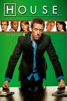 Dr. House 4ª Temporada Torrent - WEB-DL 720p Dual Áudio