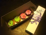 Mini Cupcake Gift - RM3.90 for non-window box & RM4.20 for window box.