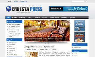 Ernesta WordPress Theme