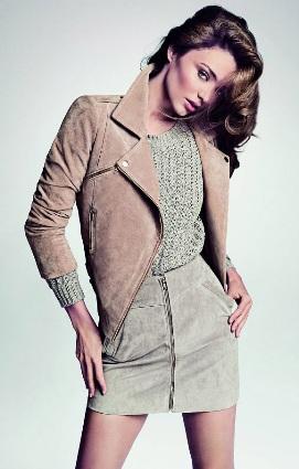 Miranda Kerr for Mango Spring Summer 2013