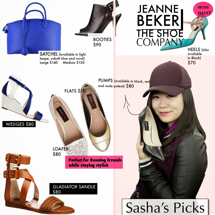 Jeanne-Beker, The-Shoe-Company, Collaborations, Pumps, Sandals, Heels, Loaffers