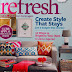 bh&g refresh magazine feature