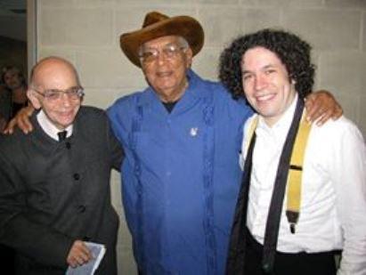 Tres Venezolanos y un amor la Musica